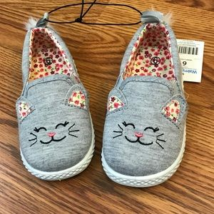 Other - Cutest Kitty Cat Shoes NWT
